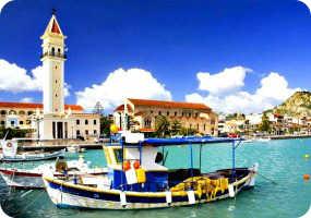 excursiones cruceros Zante Grecia