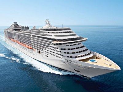 Excursiones cruceros MSC Preziosa