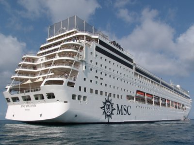 excursiones cruceros msc Sinfonia