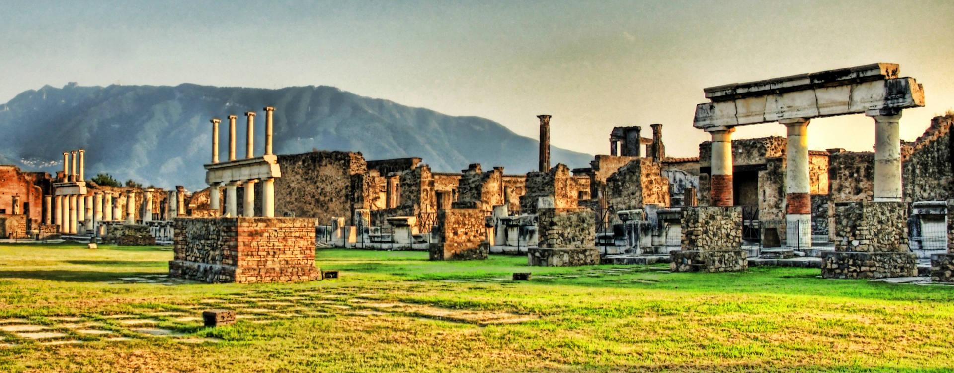 Excursión Cruceros Pompeya y Nápoles Panorámico – Tour Privado