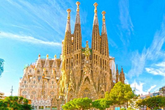 Excursión cruceros Barcelona y Sagrada Familia