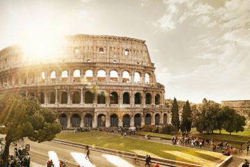 Excursiones para Cruceros Roma y Coliseo - Tour Privado