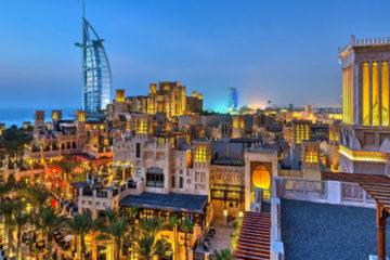 Excursión Cruceros Dubai