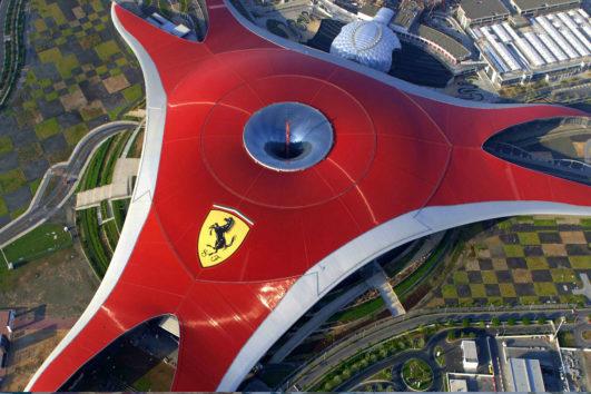 Excursión Crucero Ferrari World y Abu Dhabi