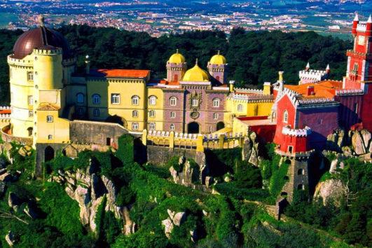 Excursión Cruceros Lisboa y Sintra - Tour Privado