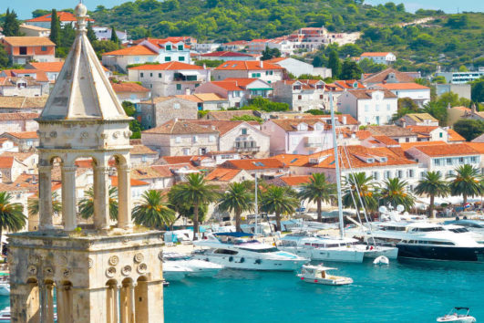 Excursiones Cruceros Split a pie – Tour Privado