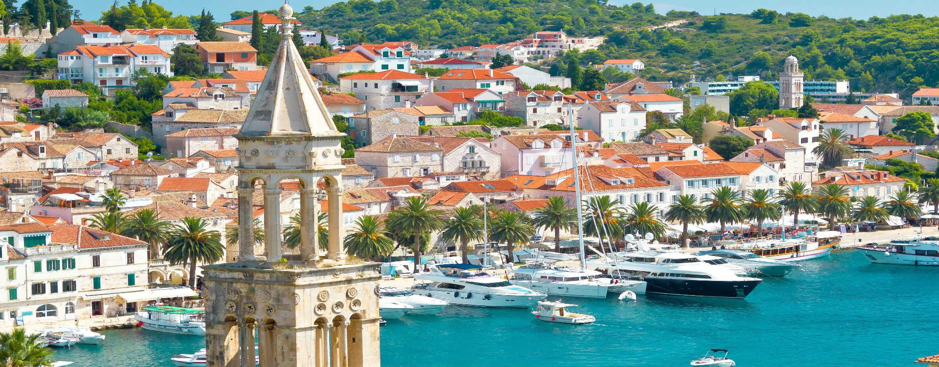 Excursiones Cruceros Split a pie – Tour Privado