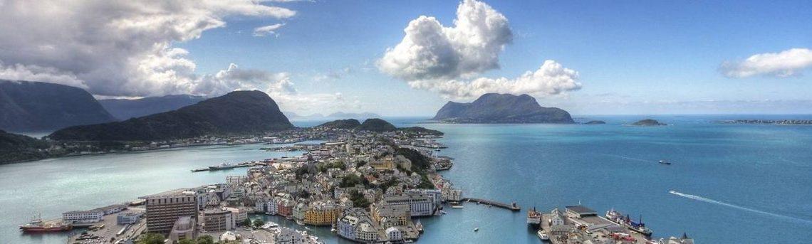 alesund excursiones cruceros noruega