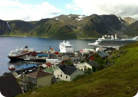 honningsvag excursiones cruceros noruega