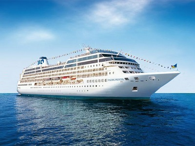 excursiones cruceros pacific princess