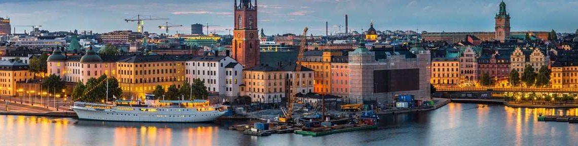 Estocolmo excursiones cruceros Suecia