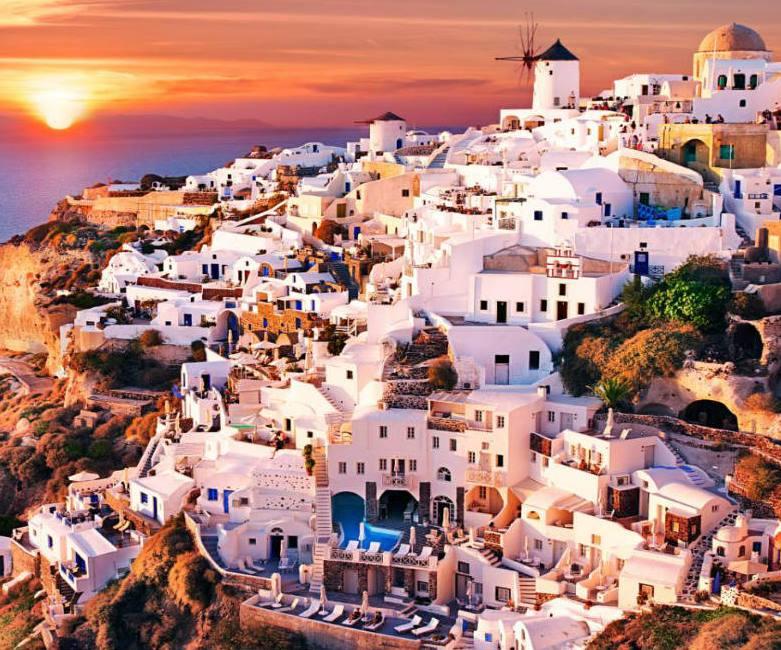 Santorini excursiones cruceros Grecia