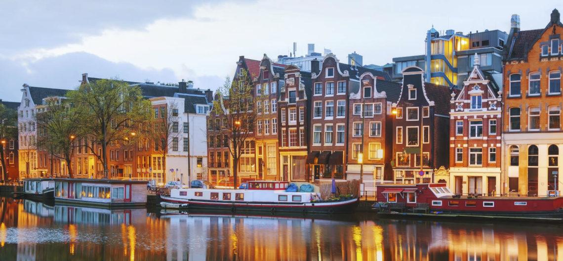 Excursión Cruceros Amsterdam a pie con paseo en barco incluido