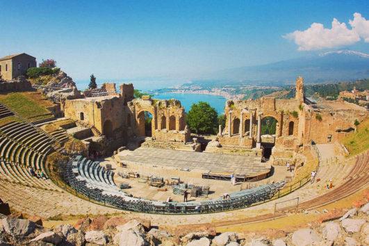 Excursión Cruceros Taormina - Tour Privado