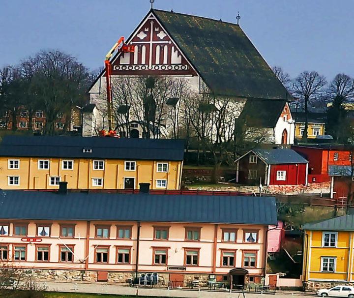 Excursión Cruceros Helsinki y Porvoo - Tour Privado